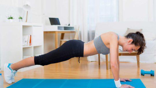 Clases online de fitness para conseguir un cuerpo perfecto